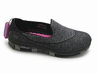 Кроссовки женские Skechers Go Flex 14010 / bbk