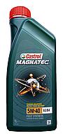Масло моторное CASTROL Magnatec 5W-40 A3/B4, 1л