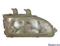 Фара Honda CIVIC 92-95 SDN (EG/EH) передняя левая мех. (DEPO) 217-1111L-LD-E