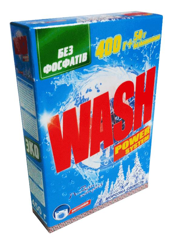 Wash N-Zim СМС автомат 450 гр.