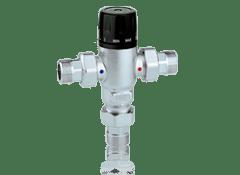 Смесительный трехходовой клапан FADO 3\4` TK02, фото 2