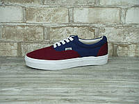 Кеды Vans ERA Black/Red ванс эра