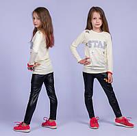 Туника на девочку Турция. Safari Kids 7529-1 6-R. Размер на 6 лет.