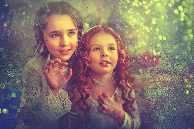 Обработка детских фотографий в Днепре