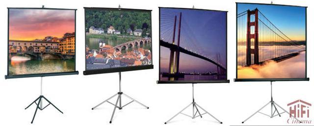Projecta Professional 152 x 152 см, MW  экран на треноге