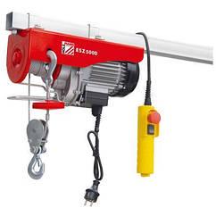 Тельфер, лебедка электрическая промышленная ESZ500D Holzmann