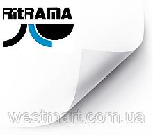 Пленка для печати Ritrama RI-145/80 глянцевая белая (ширина 1,26м)