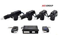 Центральный замок с ключами и д/у (в т.ч. багажника) Elegant Maxi  EL 101 519