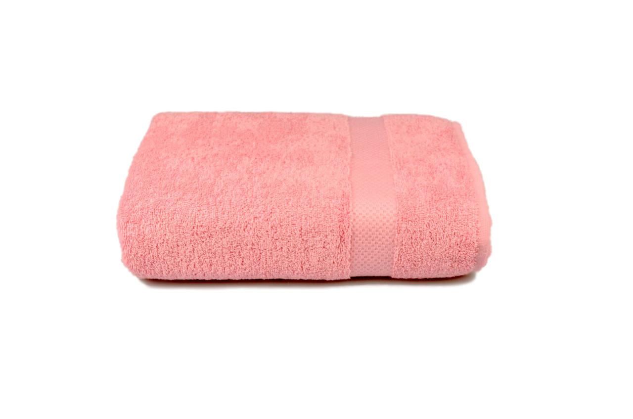 Полотенце махровое Soft touch (розовое), 70х140 см