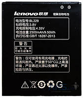 Аккумулятор Lenovo A808T IdeaPhone / BL229 (2500 mAh)