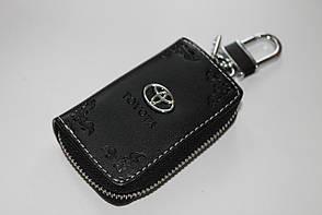 Ключниця для авто Шкіра KeyHolder TOYOTA
