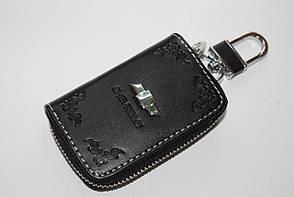 Ключниця для авто Шкіра KeyHolder CHEVROLET