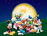 """Картина для рисования камнями Алмазная вышивка """"Микки Маус, Скрудж Макдак и друзья"""""""