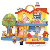 Игрушка Kiddieland Развивающий игровой набор Загородный дом (032730)