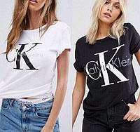 "Футболка жіноча ""Calvin Klein"", кельвін кляйн"