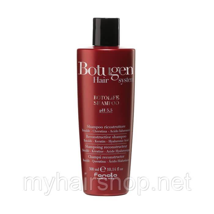 Шампунь для реконструкции волос FANOLA Botugen Botolife Shampoo 300 мл