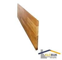 Деревянная подступень из бука, 1 сорт сращенная 900*200*20 мм