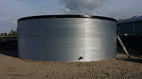 Модульный резервуар 1000 м.куб.
