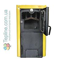 Чугунный твердотопливный котел «Данко» 20 ТЛ на 4 секции (20 кВт)