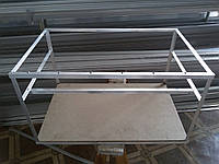 Алюминиевый профиль - каркас фермы для майнинга на 6 видеокарт