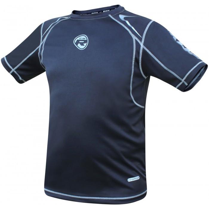Футболка RDX black/silver S
