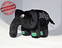 PHP слон (черный)