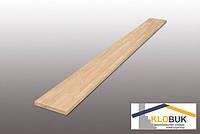 Деревянный косоур (тетива) из бука, 1 сорт сращенный 2000*300*40 мм