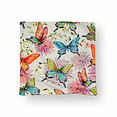 Наволочка декоративная Бабочка, 42х42 см