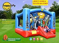 Детский надувной игровой центр «Звездные войны». Батут Happy Hop/