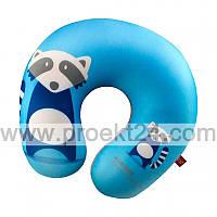 """Антистрессовая игрушка мягконабивная SOFT TOYS """"Енот"""", синий"""