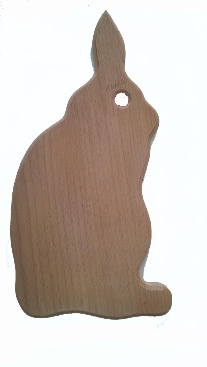 Доска разделочная деревянная  16*37 буковая  оптом и в розницу
