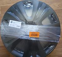 Колпак колесный R13 LUX черный