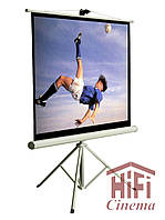 Projecta Professional 213 x 213 см MW проекционный экран 115 дюйм на треноге ручной