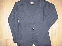 Пиджак для девочкт  6-10