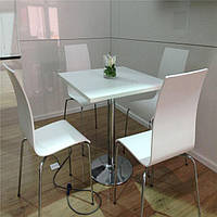 Столик для кафе 600*700*752