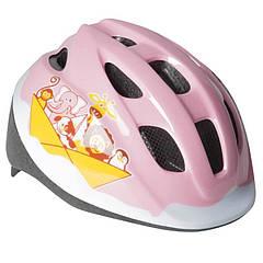Шлем детский для велосипеда B'TWIN 300 розовый