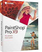 ПО PAINTSHOP PRO X9 ML Minibox EU, PSPX9MLMBEU