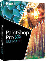 ПО PAINTSHOP PRO X9 UL ML Minibox EU, PSPX9ULMLMBEU