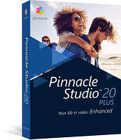 ПО Pinnacle Studio 20 Plus ML EU, PNST20PLMLEU