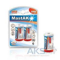 Элемент питания MastAK D (R20) 3000 mAh Ni-Cd 1 шт