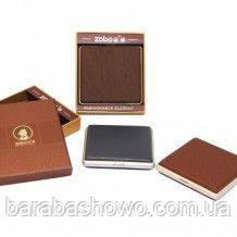 Портсигар кожаный, портсигар подарочный, портсигар карманный