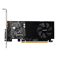 Видеокарта Gigabyte GeForce GT1030 2GB DDR3 low profile silent, GV-N1030D5-2GL