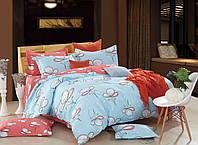 Семейный комплект постельного белья ГАЛАТЕЯ