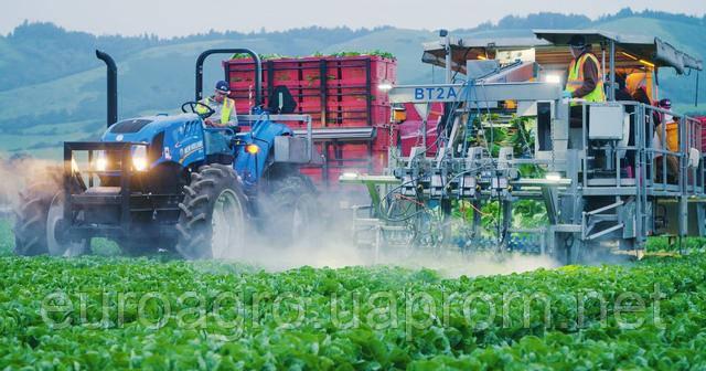 Водные ножи – новые комбайны в помощь аграриям