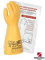 Перчатки электроизоляционные  с анатомической формой RELSEC-30 Y