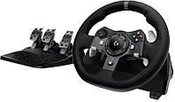 Руль и педали для PC/Xbox One Logitech G920 Driving Force, 941-000123