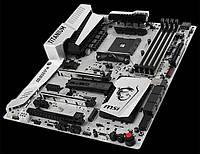 Материнская плата MSI X370_XPOWER_GAMING_TITANIUM sAM4 X370 4xDDR4 DP-HDMI M.2 USB3.1 ATX, X370_XPOWER_GAMING_TITAN