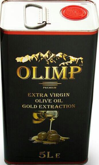 Греческое Оливковое Масло OLIMP Extra Virgin (первый отжим), 5л ж/б - It's for you в Одессе