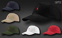 Молодежная модная кепка Ralph Lauren