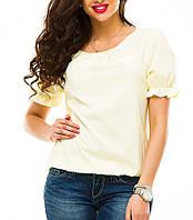 21a58f68cf8 Женская рубашка однотонная шифон в Украине. Сравнить цены